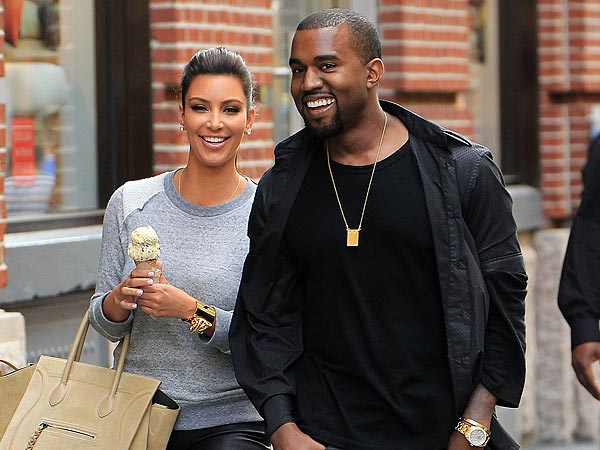 Kim Kardashian and Kanye West Odd Couple in Heat? (Video)