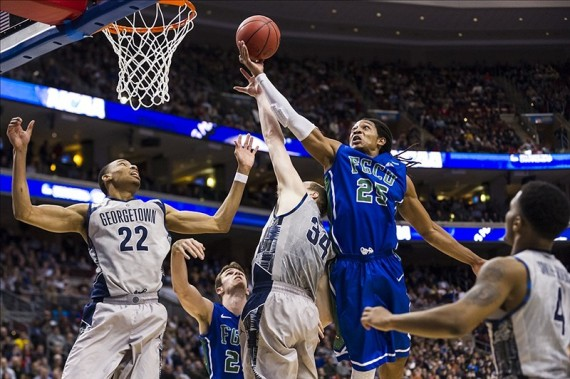 Georgetown Goes Home Loses To 15th Seed
