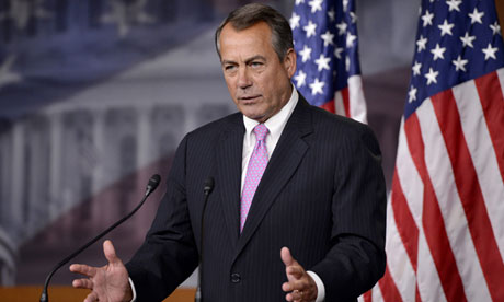 Boehner Turns Down invitation of Installation of Pope Francis