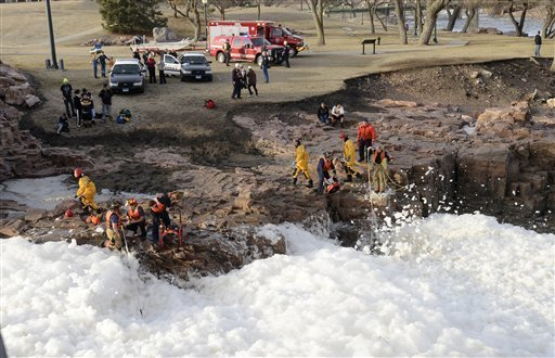 South Dakota 6-Year-Old Boy Saved from Big Sioux River