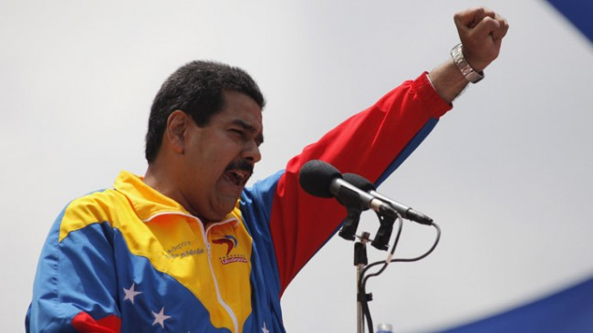Maduro accuses U.S. for plan to kill Capriles?