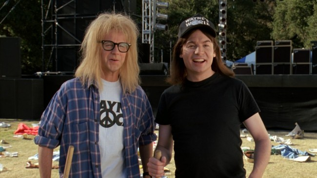 Wayne's World Reunion