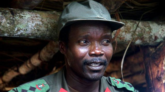 Joseph Kony One of the World's Greatest Villains
