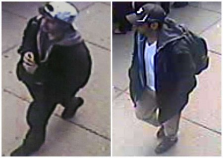 Marathon Bombing Released Suspects Reveal
