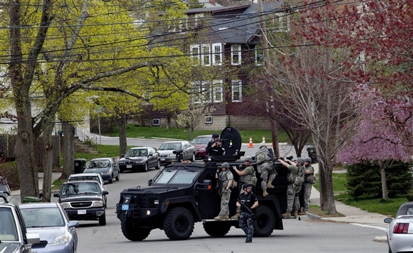 Boston Marathon Bombing Manhunt Over