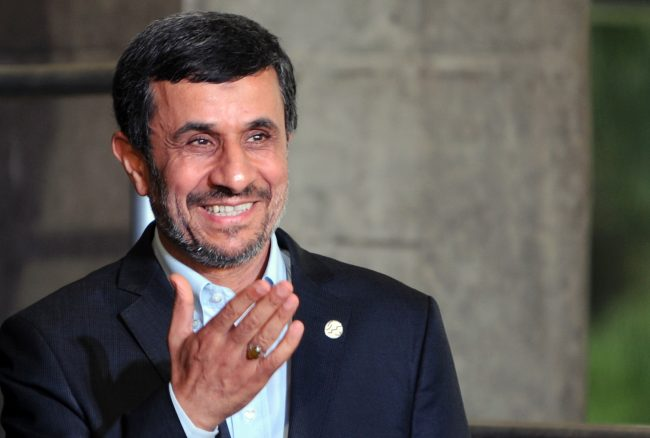 President Ahmadinejad Arrested