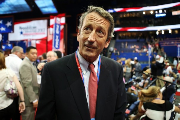 Mark Sanford runs for Tim Scott seat in the House of Representatives