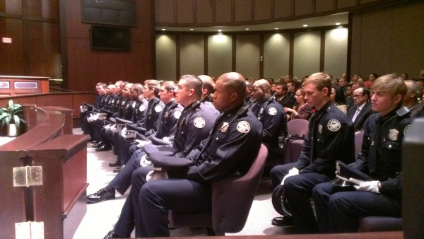 Atlanta Police Department Welcomes 23 New Police Officers