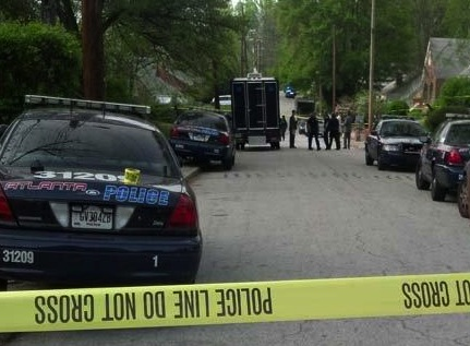 Atlanta Police Responded To Homicide Of 2 Young Children