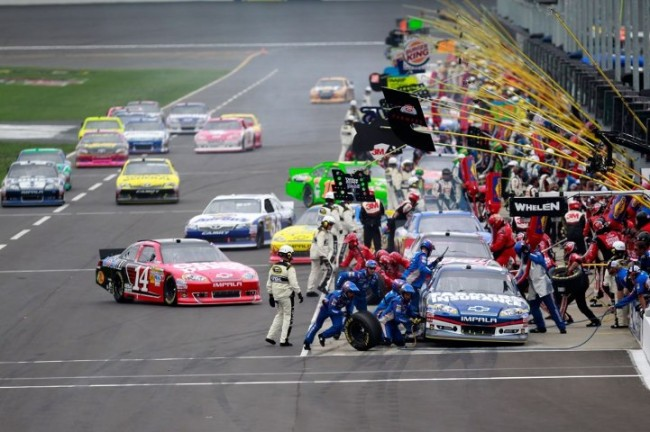NASCAR Sprint Cup Series discovered violations in post-race engine inspection