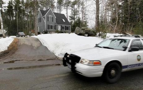 Danville, NH Police Chief Wade Parsons Finds Dead Boy Shot With Police Gun