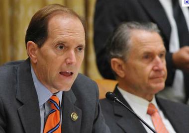 Dave Camp, a Senior Republican, praises Obama for not raising corporate tax rates