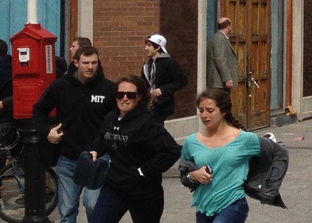 Boston Marathon Bombing second suspect Dzhokhar Tsarnaev captured