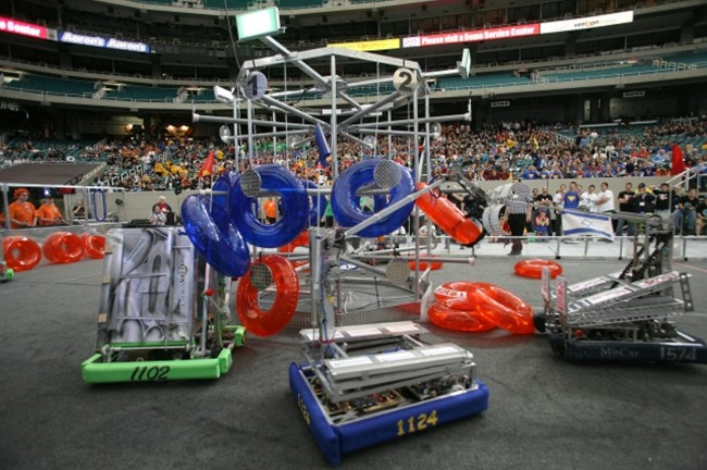 Sony Pictures launch robotics competition