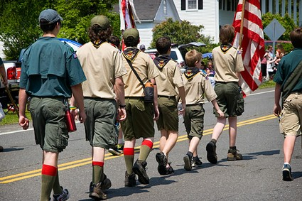 Boy Scouts to Accept Gays