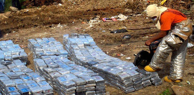 Drug-Trafficking In US
