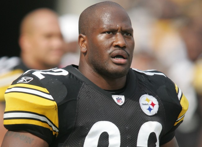 James Harrison Will Remain in the AFC North