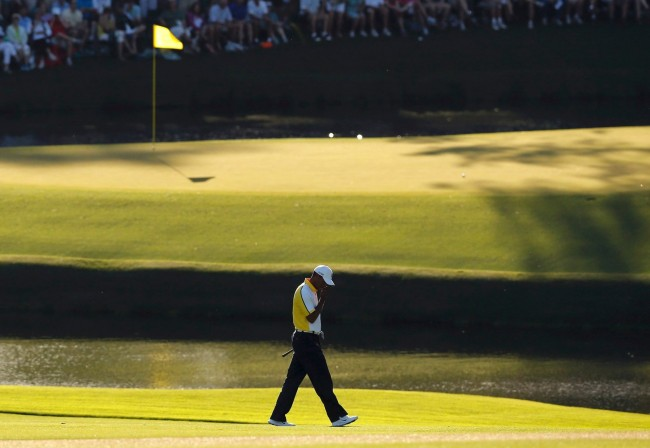 Tiger Woods May be Disqualified from Masters