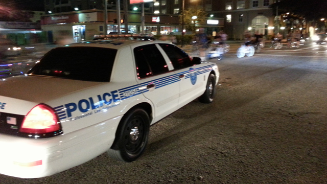 Miami Police responds to shooting of female