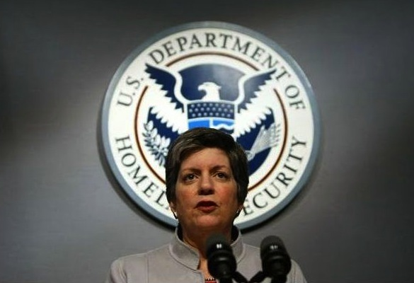 The U.S Department of Homeland Security the stage of hell in the earth