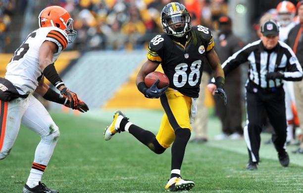 Steelers Lose Emmanuel Sanders to the Patriots