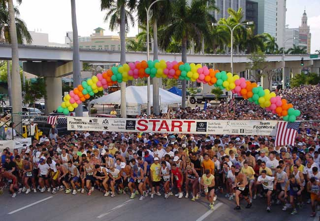 Miami: Annual Corporate Run will take place on Thursday