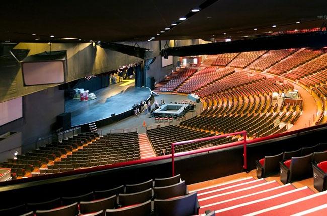 Gibson Amphitheater Closing