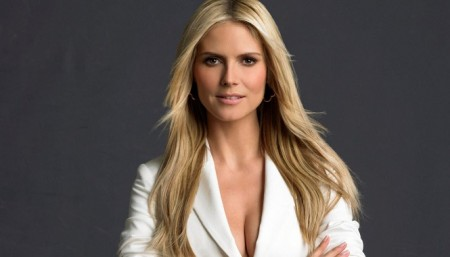 Heidi Klum saved seven year old son from rip tide