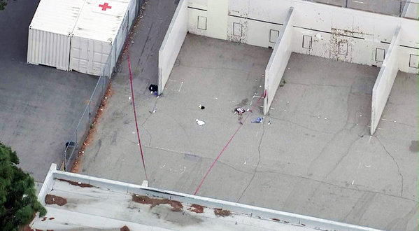 Los Angeles: Two Suspects Arrested for Killing Handball Player