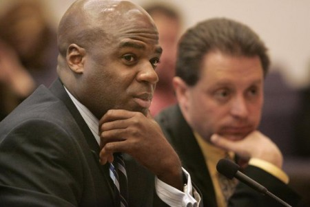 Nevada State Senator Kelvin Atkinson publicly outs himself as a gay man