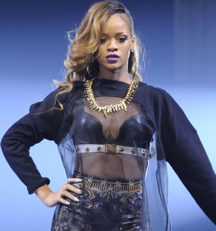 Rihanna's tour rolls into Atlanta
