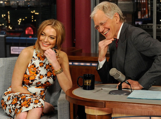 Lindsay Lohan promotes upcoming rehab