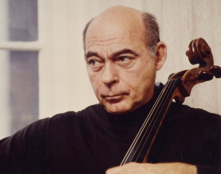 Janos Starke Cellist and Distinguished Professor has died at 88