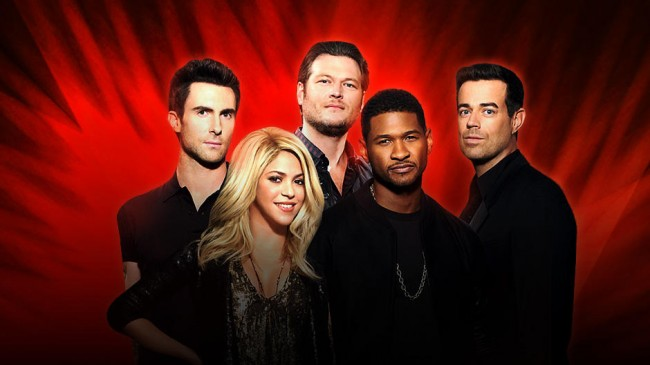 The Voice ranks 1 and 2 among Primetime TV Series
