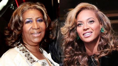 Beyonce and Aretha Franklin both cancel shows