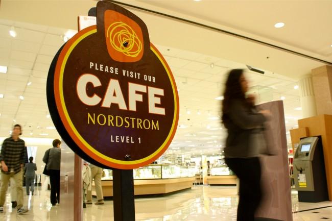 Nordstrom Café at Stonestown