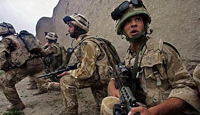 Roadside bomb kills 3 UK soldiers in Afghanistan