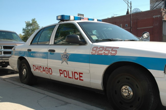 Chicago officer sustained gunshot wound while responded to burglary call