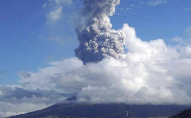 Eruption of Mayon Volcano Kills Three German Tourists