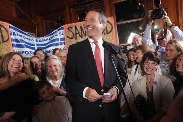 Ex-SC Gov. Sanford Wins Election Over Colbert Busch