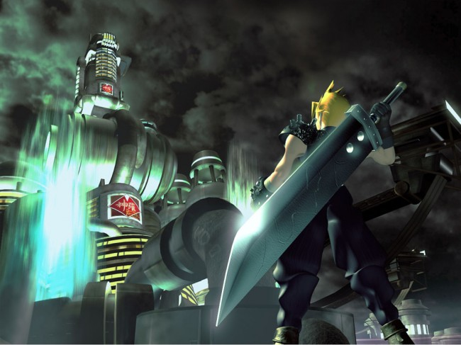 Final Fantasy VII  Best Console Game Ever