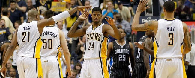 Pacers defeat Heat