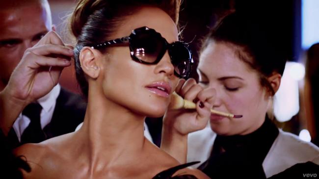 Jennifer Lopez Flat Abs