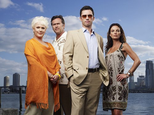 Jeffrey Donovan and Bruce Campbell Left in the Cold as Burn Notice Ends
