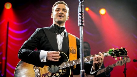 Justin Timberlake to release The 20/20 Experience Part 2