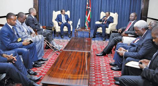 Kenya: Cord boycotts