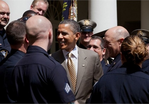 Barack Obama to Present LAPD with Top Cop Award