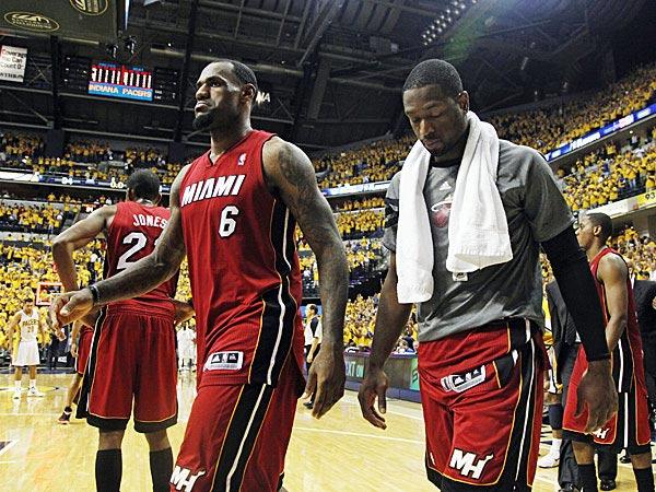 Heat defeat Bulls