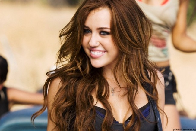 Miley Cyrus Voted Number One on Maxim's Top 100 Sexiest Women List