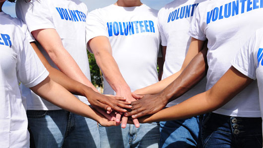 A Day As a Volunteer
